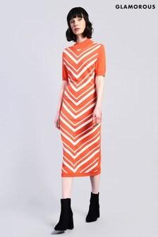 Glamorous Midi Bodycon Dress
