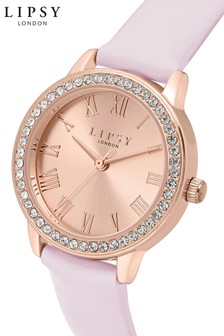 Lipsy Rose Gold Watch