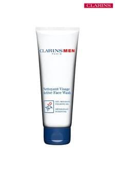 Clarins Men Active Face Wash Foaming Gel 125ml