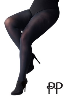 Pretty Polly Curve Opaque Tights