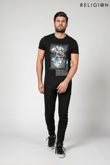 Religion Pretty Skeleton Tee