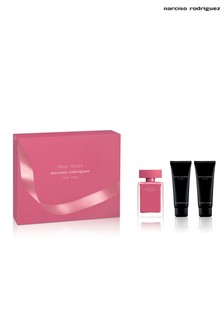 Narciso Rodriguez For Her Fleur Musc EdP 50ml, Body Lotion 75ml & Shower Gel 75ml
