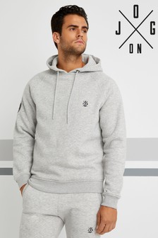 Jog On London Marl Standard Hoodie
