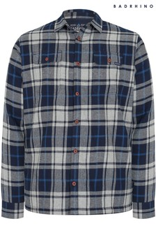 Bad Rhino Padded Brushed Check Shirt