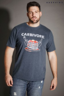Bad Rhino Carbivore Print T-Shirt