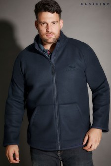 Bad Rhino Zip Bonded Fleece Jacket