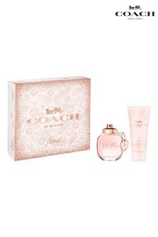 Coach Floral Eau de Parfum 50ml & Body Lotion 100ml Gift Set