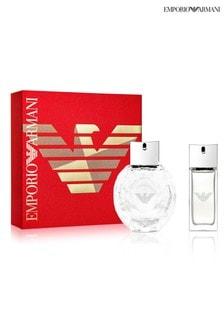 Emporio Armani Diamonds Eau de Parfum 50 ml Christmas Gift Set for her