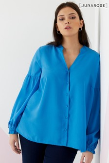 Junarose Button Through Blouse