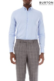 Burton Herringbone Formal Shirt