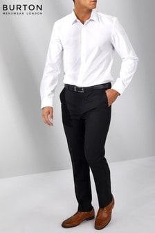 Burton Slim Fit Anzughose mit Stretch