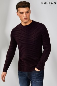 Burton Plaited Jumper