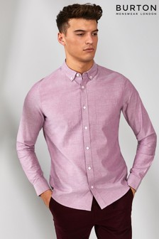 Burton Long Sleeve Oxford Shirt