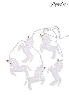 Paperchase Unicorn Fairy Lights