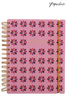 Paperchase A5 Daisy Notebook
