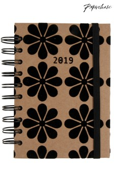 Paperchase A6 Daisy Notebook