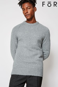 For Knitted Cardigan