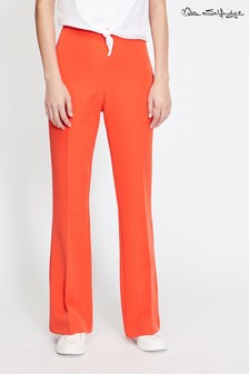 Miss Selfridge Kickflare Crop Trousers