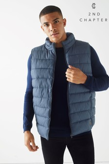 2nd Chapter Padded Gilet