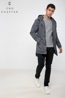 2nd Chapter Hooded Parka
