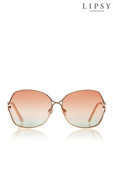 Lipsy Butterfly Sunglasses