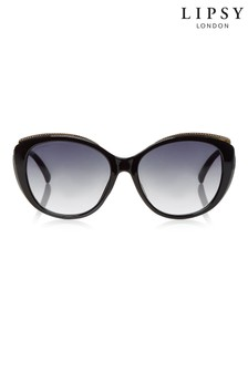 Lipsy Eyebrow Frame Sunglasses