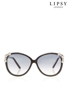 Lipsy Pearl Frame Sunglasses