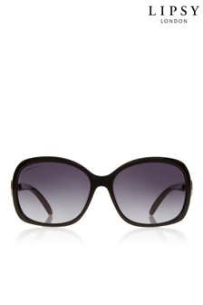 Lipsy Medium Square Frame Sunglasses