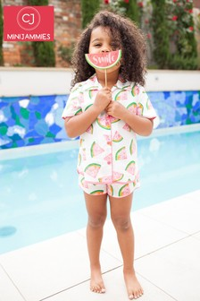 Minijammies Watermelon Print Pyjama Set