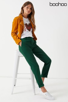Boohoo Tailored Trousers