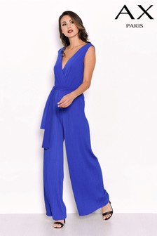 AX Paris Pleated Trouser Jumpsuit