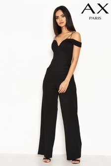 AX Paris Strappy Detail Jumpsuit