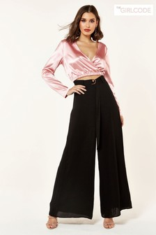 The Girlcode Wide Leg Trousers