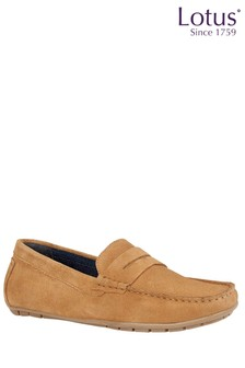 Lotus Loafers