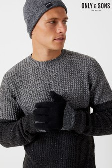 Only & Sons Gloves And Beanie Gift Set