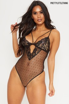 Pretty Little Thing Lace Bodysuit