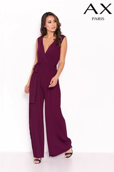 AX Paris Pleated Jumpsuit