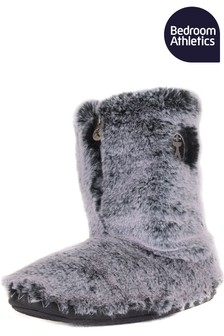 Bedrooom Athletics Fluffy Boots