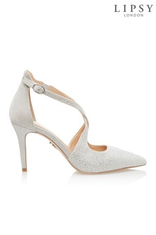 f7c3e2300b9c4 Silver Shoes | Silver Embellished Shoes | Next Official Site