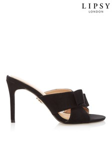 Lipsy Bow Mule Sandals