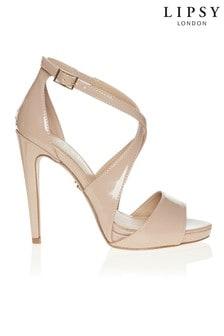 Lipsy Concealed Platform Heeled Sandals