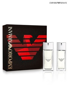 Emporio Armani Diamonds For Him Eau De Toilette 50ml Gift Set