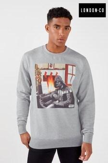 London Co Star Wars Darth Christmas Sweatshirt