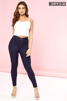 Missguided Outlaw Skinny Jeans
