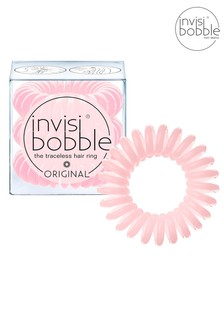 Invisibobble Original Blush Hour Hair Ties - 3 Pack