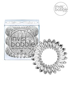 Invisibobble Original Crystal Clear Hair Ties