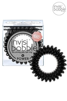Invisibobble Power True Black Hair Ties