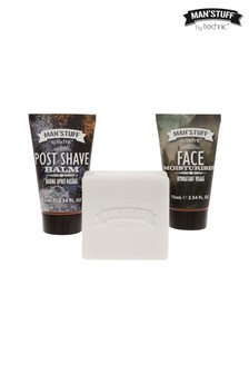 Man'Stuff Wash Bag Gift Set