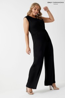 Only Carmakoma Sleeveless Jumpsuit