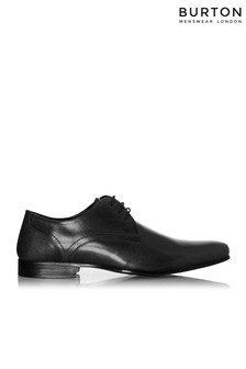 Burton Sampson Leather Derby Shoes
